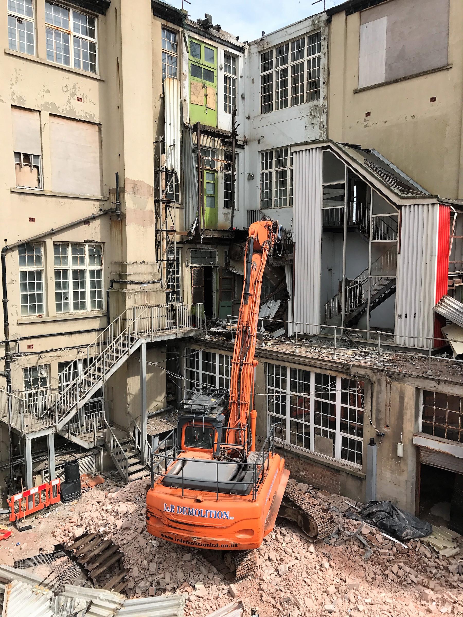 Demolition page blog ir demolition and groundworks ltd for Demolition wood for sale